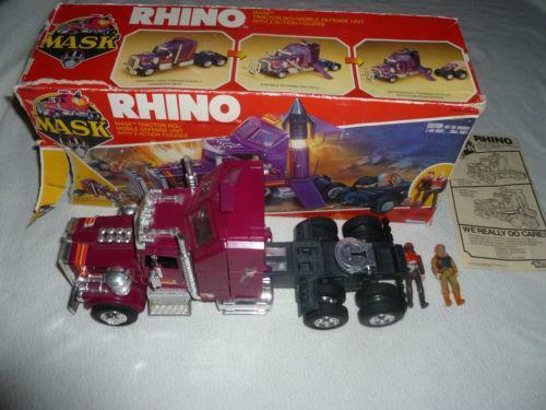 Used Cars Kenner >> Mask Truck: Action Figures | eBay