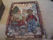 Boyds Bear Blanket
