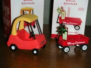 Hallmark Christmas Ornaments Lot