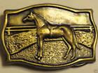 Colt Gold Vintage Belt Buckles