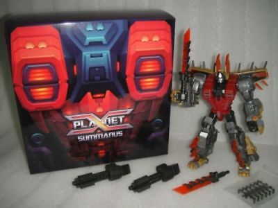 Used, New Transformers Planet X PX-04 Dinobot Summanus Snarl Action Figure In Stock for sale  Shipping to Canada