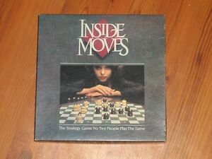 Inside Moves Board Game