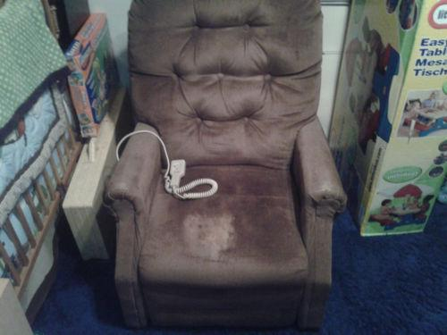 Used Lift Recliner Chairs | eBay