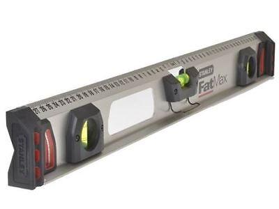 "STANLEY FATMAX 1-43-556 I BEAM LEVEL MAGNETIC 1200mm/48"" 1-43-556"