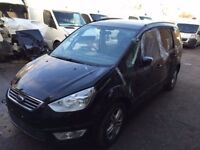 FORD GALAXY DIESEL REG 2008 2.0 AUTOMATIC BREAKING ALL PARTS AVALIBLE