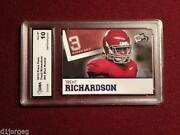 2012 Press Pass Trent Richardson