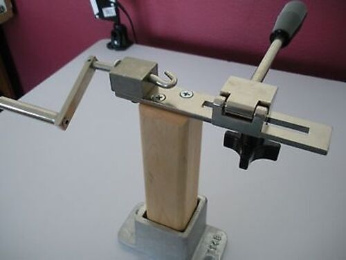 Piano Wire Looping Machine - Stringing Tool