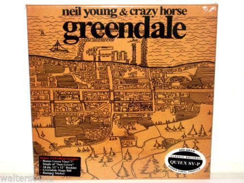 Neil Young Greendale | eBay