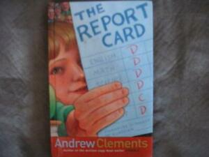 The Report Card Edition: First