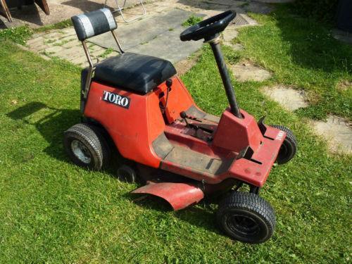Toro Lawnmower Ebay