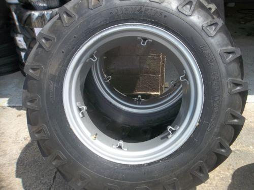 Ford Tractor Tires And Wheels : Ford tractor tires ebay