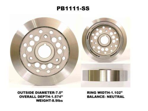 Ford 390 Harmonic Balancer