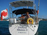 Free Presentation - Sailing Adventure TV Series - Distant Shores