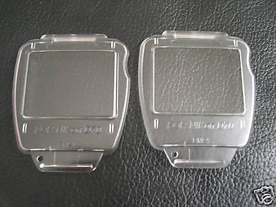New 2 x LCD Covers for Nikon D70 BM-4 BM 4