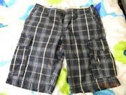 Mens Cargo Shorts M