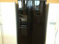 Refrigerateur Kitchenaid Double Porte Noir