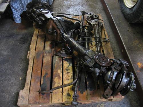Salisbury Rear Axle : Salisbury axle ebay