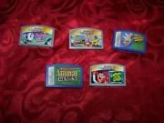 Leapster Games Lot