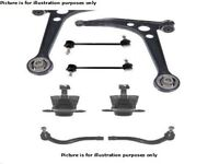FORD GALAXY 95-06 TWO WISHBONE SUSPENSION ARMS 2 JOINTS+2 TRACK RODS AND 2 LINKS