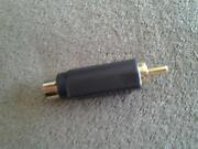 RCA Male to Female Adapter