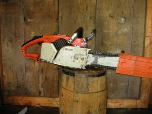 how to take apart a poulan chainsaw