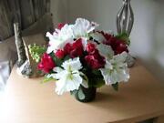 Grave Flower Arrangements