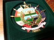Texas Capitol Ornament