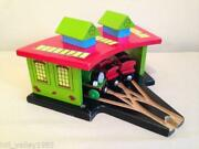 Brio Engine Shed