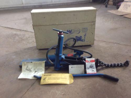 Hydraulic pipe cutter ebay