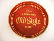 Old Style Beer Tray