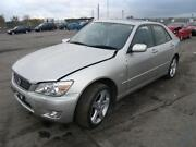 Lexus IS200 Parts