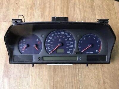 Volvo V70R S70R Blue Speedo Clocks (fit 850s)