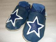 Soft Leather Baby Shoes 6-12 Months