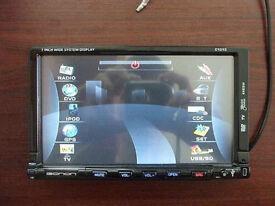 Eonon E1012 MAP+Car DVD GPS SAT NAV Player BT Radio SWC DAB