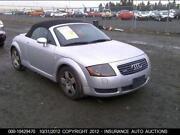 Audi TT Transmission