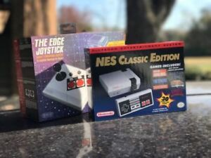 NES Classic with Edge Controller (Brand New Sealed)