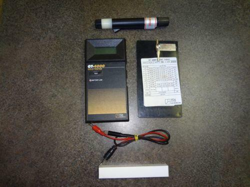 Uses For Gold Electronic : Used electronic gold tester ebay