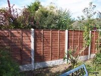 Professional landscape gardening and fencing specialists