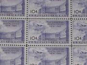 US Airmail Stamp Sheets