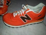 New Balance 574 Orange