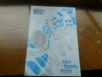 100 wii sports packs carboot/joblot
