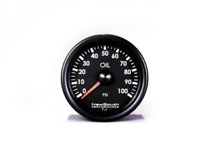 Newsouth Performance Oil Pressure & Temperature Gauges