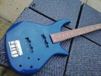 Crafter By Crusier Bass Guitar Project