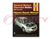 Chevrolet Service Manual