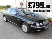 Rover 75 Connoisseur Diesel
