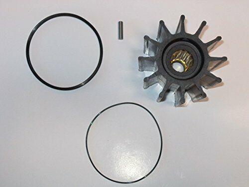 Sherwood Rubber Neoprene 12 Blade Replacement Impeller P Kit w/Gasket 18000K