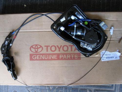 Toyota sienna sliding door motor ebay for 06 honda odyssey sliding door