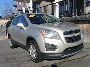 2014 Chevrolet Trax LT / 1.4L I4 Turbo / Auto / AWD *Affordable*