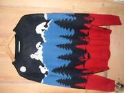 Retro Christmas Jumper
