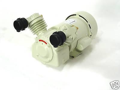 Air Compressor Pump - Single Stage Oil Free - Schulz Msv6 - Direct Drive